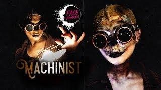 MACHINIST • NYX FACE AWARDS TOP 20 • ksnickss