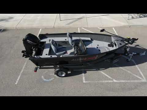 2021 Alumacraft Escape 145 CS in Madera, California - Video 1