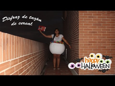 Disfraz original para Halloween 🎃