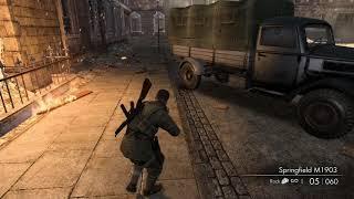 PC Longplay [884] Sniper Elite V2