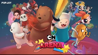 [Android] Cartoon Network Arena (PvP Real Time Strategy Game)