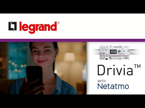 Drivia with Netatmo : la lumière