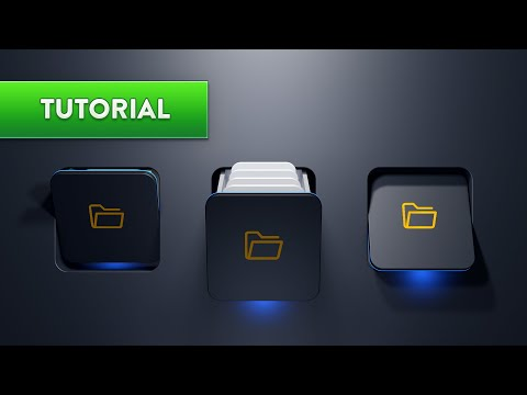Animate a File Icon in C4D