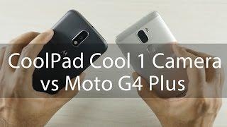 Coolpad Cool 1 vs Moto G4 Plus Camera Comparison