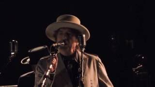 Bob Dylan Live Things Have Changed/She Belongs To Me/Beyond Here Lies Nothin' in Concert 2016