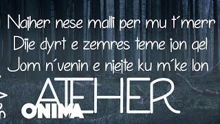 Yll Limani   Najher (Lyric Video)