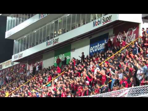 """Jamas jamas-La12 Alajuelense // LDA-CSH 26-3-14"" Barra: La 12 • Club: Alajuelense"