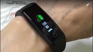 血圧測定 機能付き・最新版 スマートウォッチ登場 IP67防水・日本語説明書付き
