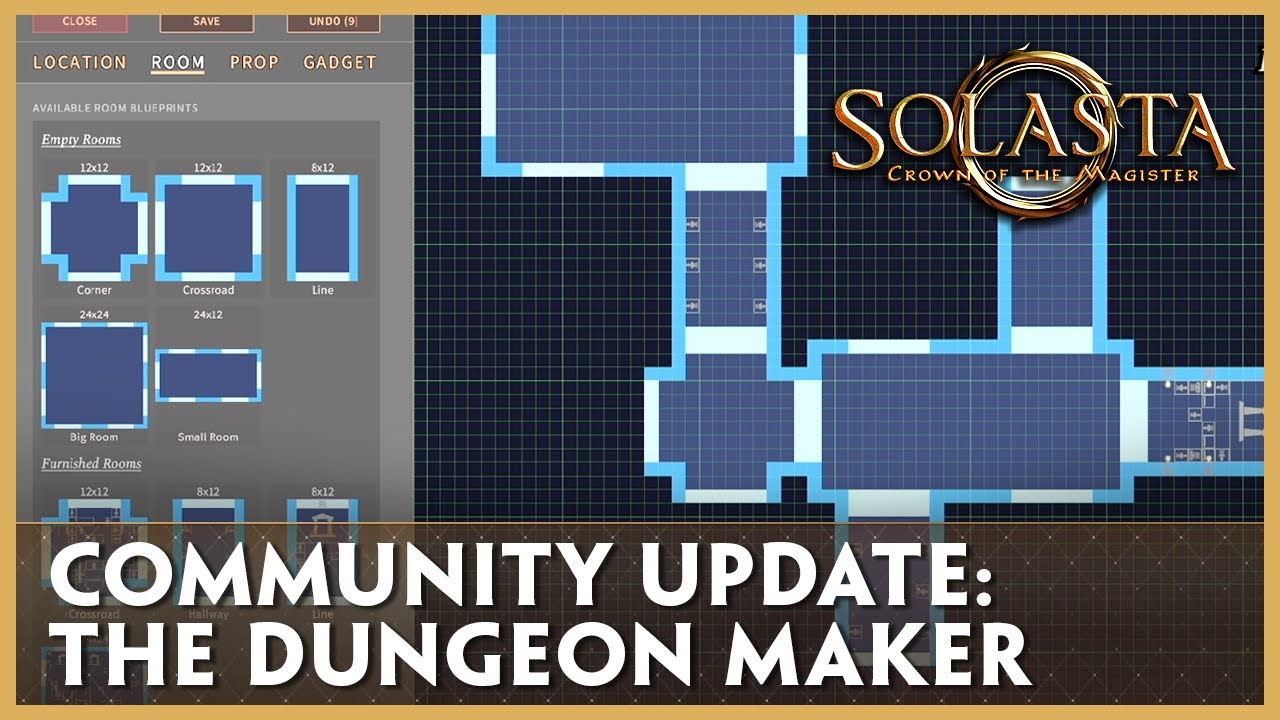 Dev Diary - Dungeon Maker