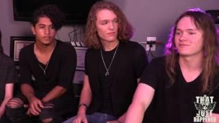 Mason Pace Band - Live Interview