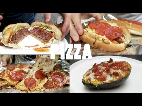 10 Things You Can Pizza