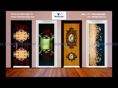 Decorative Door Paper Laminates Sheet
