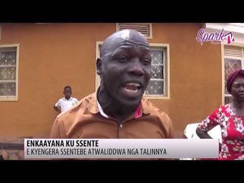 Abasuubuzi e Kyengera bakubye ssentebe waabwe lwa ssente