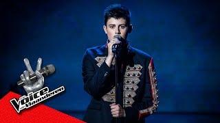 Wannes - 'Never Enough' | Liveshows | The Voice Van Vlaanderen | VTM