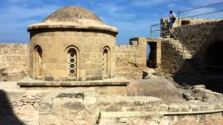 preview picture of video 'Kyrenia Castle - Agios Georgios, Northern Cyprus'