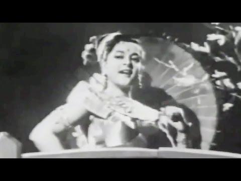 Download Gore Gore O Banke Chhore - Old Hindi Songs | Lata Mangeshkar | Samadhi HD Mp4 3GP Video and MP3