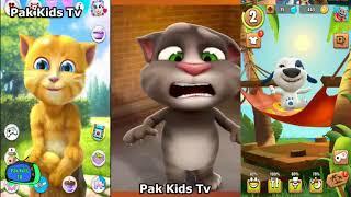 New Urdu Poems For Kids By Talking Tom Part#1