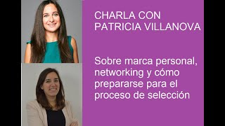 Marca personal, networking