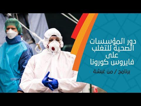 دور المؤسسات الصحية للتغلب على فايروس كورونا..برنامج من غبشة