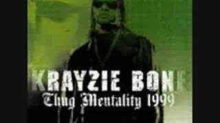 Krayzie Bone ft. E-40, Gangsta Boo - We Starvin'