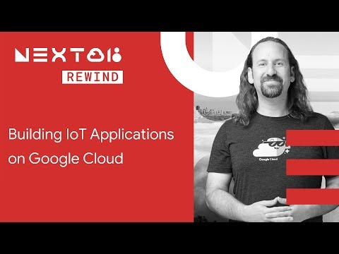 Cloud IoT Core with Indranil Chakraborty and Gabe Weiss: GCPPodcast