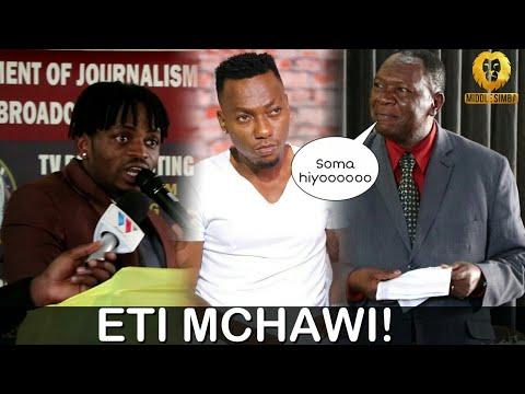 """DIAMOND amchana RICH MAVOKO mbele ya RC MWANRI """"mimi sio mchawi ni mbunifu,namtegemea mungu"""""""