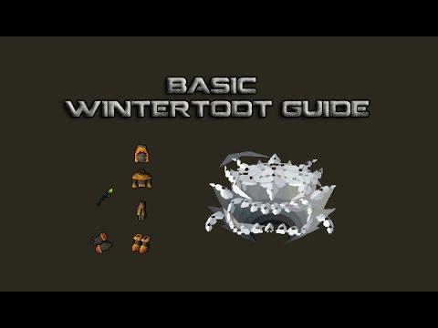 OSRS - Very Basic Wintertodt Guide
