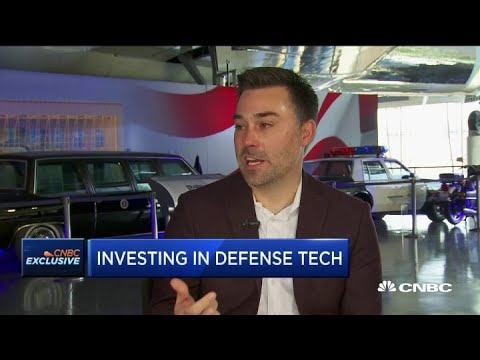 Anduril co-founder and chairman Trae Stephens on investing in defense tech