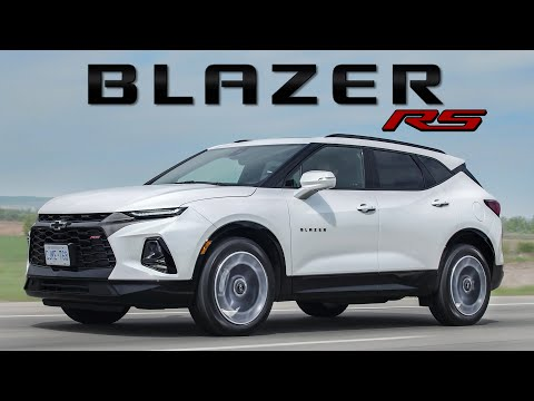 "2020 Chevy Blazer RS Reviewed: The Camaro SUV Is Only ""Dad ..."
