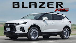 The 2020 Chevy Blazer RS Is The Camaro SUV