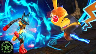 Let's Play – Pokkén Tournament with Shofu and Etika by Let's Play