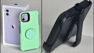 Otter + Pop Symmetry Series Case for IPhone Unboxing & Comparison to Defender Series Pro