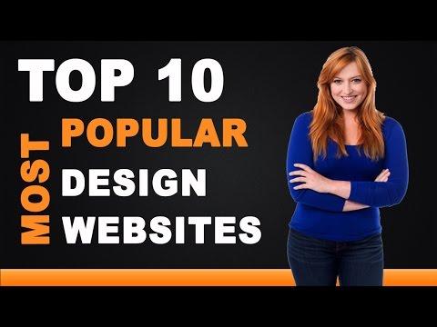 Best Design Websites - Top 10 List