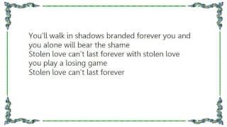 Charlie Louvin - Stolen Love Lyrics