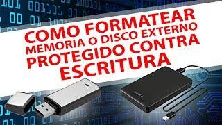 Memoria Usb Protegida Contra Escritura Quitar Para Windows 10,7,8,8.1 Y Xp 20192021