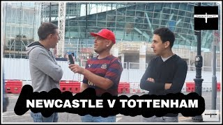 Preview with We Are Tottenham TV | Newcastle v Spurs