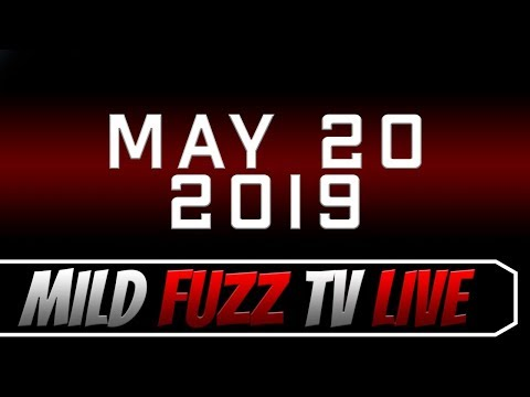 Mild Fuzz TV Live #22 (featuring Trailer Talk!)