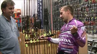Champion rods Team Dubna  Спиннинги от Дмитрия Шабалина
