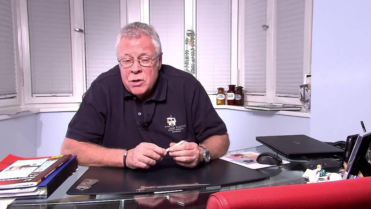 Video Dr. Kuschnir über die Bauchdeckenstraffung