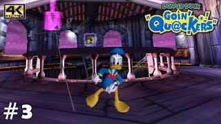 Donald Duck: Goin' Quackers - PS2 Gameplay Playthrough 4k