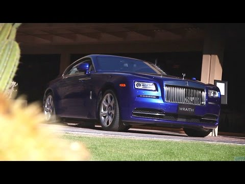 2014 Rolls-Royce Wraith Review - Kelley Blue Book