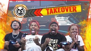 The FASTEST Way To LOSE Takeover! - NBA 2K19 Playground Gameplay