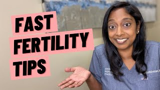 6 TIPS WHEN TRYING TO GET PREGNANT