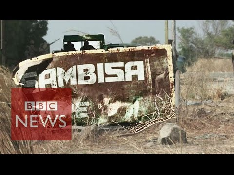 Boko Haram: Exclusive access inside stronghold - BBC News