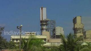 Soda Ash factory of Nirma, Porbandar