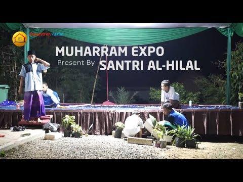 KEGIATAN MUHARRAM EXPO DI PESANTREN YATIM ALHILAL 1