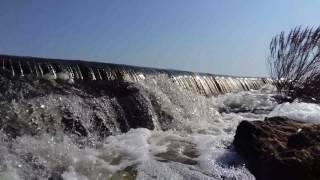 Водопад на Тишанке. Паводок.