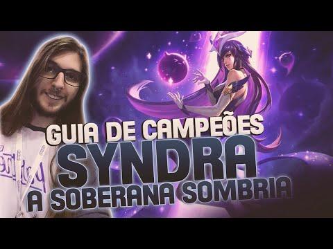 GUIA DE CAMPEÕES A-Z: Syndra