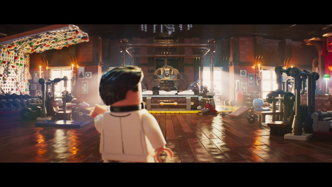 Trailer för The Lego Batman Movie