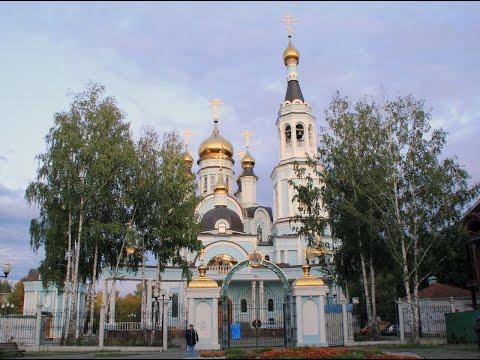 Деревянная церковь дубна